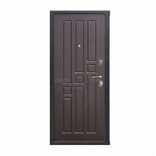 Дверь металл Турин муар Венге
