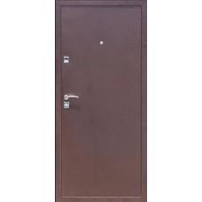 Дверь металлическая СтройГост 7-1мини (итальянский орех)
