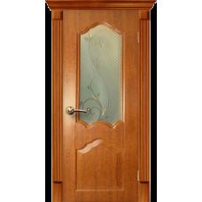 Дверь ВИОЛА орех американский экошпон 2000х900 мм