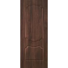 Дверь экошпон Greta T Тиковое дверево 2000х600/700/800/9000 мм