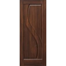 Дверь экошпон Linda T Тиковое дерево 2000х600/700/800/9000 мм