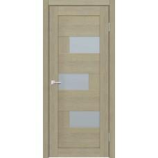 Дверь экошпон Mark 3/1 Венге светлый 2000х600/700/800/9000 мм