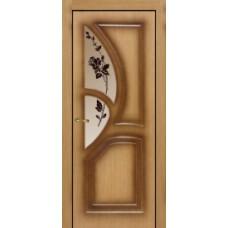 Дверь ГРЕЦИЯ шпон дуба 2000х600/700/800/9000 мм