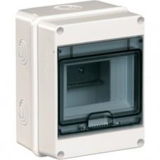 Корпус модульный пластиковый КМПн 2/7 IP55 IEK