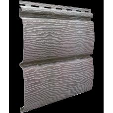 """Сайдинг BlockHouse """" Тимбер-Блок"""" дуб серебристый 3400x230 мм"""
