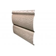 "Сайдинг BlockHouse "" Тимбер-Блок"" ясень беленый 3400x230 мм"