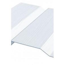 Сайдинг FineBer Standart коллекция Classic Color, белый 3,66x0,23