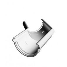 Угол желоба пластиковый 135° универсальный пломбир