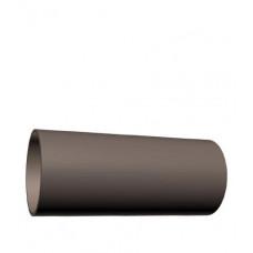 Труба водосточная пластиковая  Ø100 мм 3 м шоколад