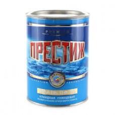 Краска Престиж Эмаль ПФ-115 белая 2,8 кг