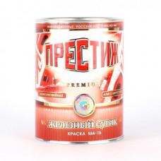 Краска масляная Престиж МА-15 Железный сурик  0,9 кг