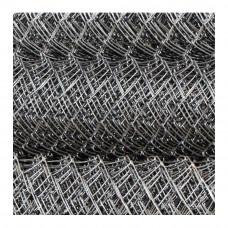 Сетка рабица оцинкованная 1.8х10 м ячейка 55х55 мм