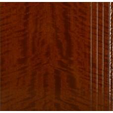 """Панель МДФ """"Красное дерево"""" лакированная 225х7х2600 мм"""