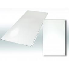 Панель ПВХ белый лак 500х3000 мм