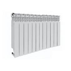 Радиатор алюминиевый  350/ 80  12  секции
