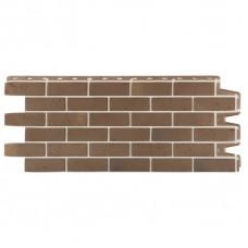 """Фасадные панели под кирпич Berg """"коричневый"""""""