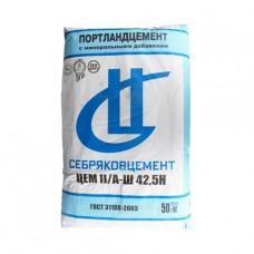 Цемент Себряков М500 ЦЕМ II А-Ш 42.5 Н 50 кг
