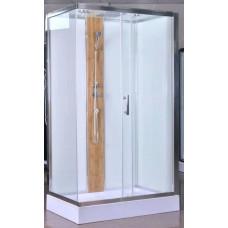 Душевая кабина 1806R/L бамбук 80х120х215