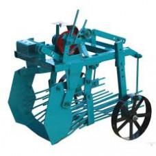Картофелекопалка КАСКАД ККМ-1 (металлические колеса)