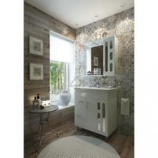 Тумба для ванной Royalty 75 + умывальник