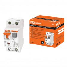 Автоматический выключатель дифференциального тока АВДТ63 2Р С32 30мА TDM