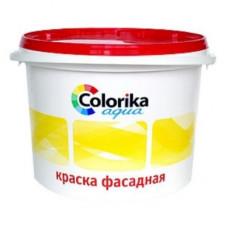 """Краска """"Colorika Aqua"""" фасадная белая 14 кг"""