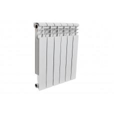 Радиатор алюминиевый  350/ 80  6  секции